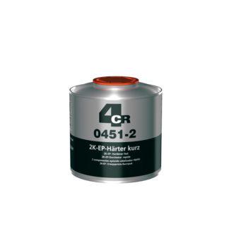 4CR 0451 2K EP-edző, extra gyors
