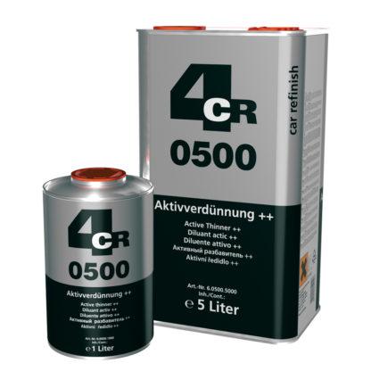 4CR 0500 Aktív hígító