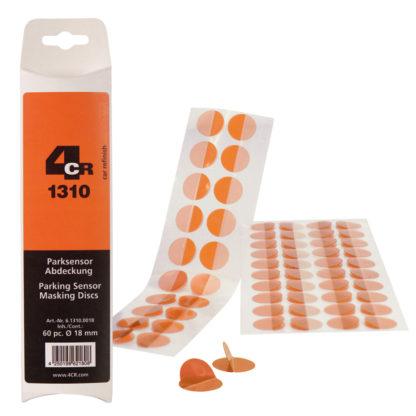 4CR 1310 Parkolószenzor takaró, 18 mm