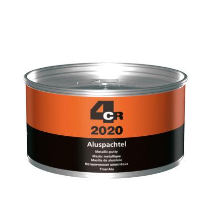4CR 2020 Alukitt edzővel, ezüst szürke metál, 2 kg