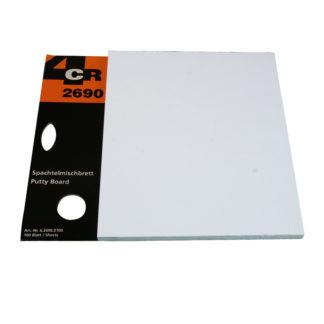 4CR 2690 Kitt keverő deszka, 255 x 215 mm