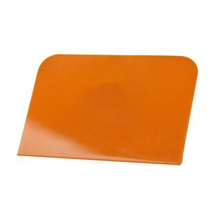 4CR 2711 Műanyag spatulya - narancs, 120 mm