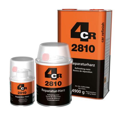4CR 2810 Poliészter javítógyanta edző nélkül