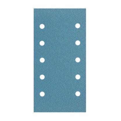4CR 3354 Gyalupapír - Trilennium, 10 lyukú, velcro-tépőzáras, 115 x 230 mm, P400