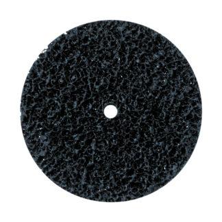 4CR 3700 Tisztítótárcsa - fekete, d150 mm