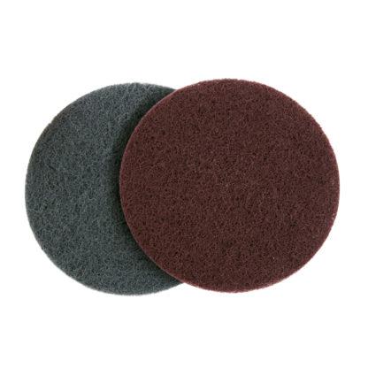 4CR 3752 Csiszolószivacs - tárcsa, szürke, ultra fine / ultra finom, d150 mm