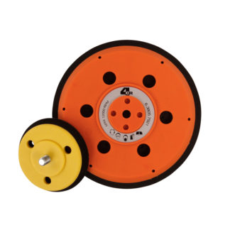 4CR 3805 Excenter csiszolótányér - 75 lyukú, kemény, d147 mm