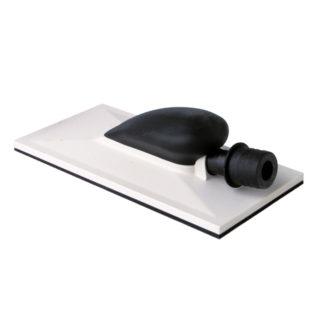4CR 3807 Csiszológyalu - 10 lyukú, velcro-tépőzáras, 115 x 230 mm