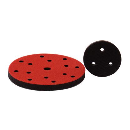 4CR 3820 Interface Pad - puha közbetét, tépőzáras, 75 lyukú, d150 mm