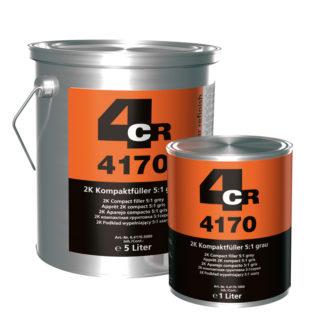 4CR 4170 2K Kompakt töltőalapozó 5:1 - szürke