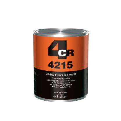 4CR 4215 2K HS-töltő 4:1, fehér