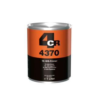 4CR 4370 1K WBS vizesbázisú töltőalapozó, szürke