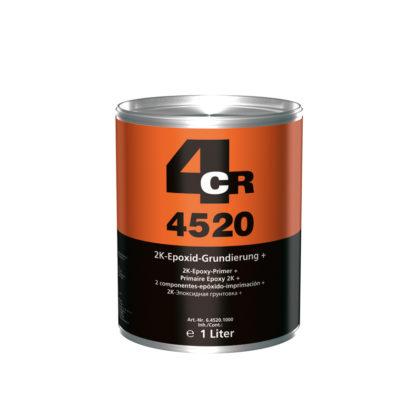 4CR 4520 2K Epoxi alapozó + 2:1, világosszürke