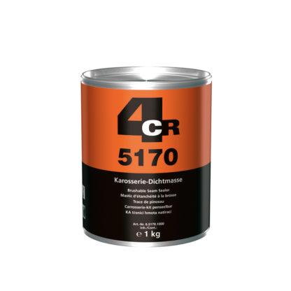 4CR 5170 Ecsetelhető karosszéria-tömítőmassza, szürke