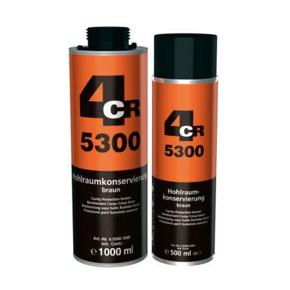 4CR 5300 Üregkonzerváló - barna