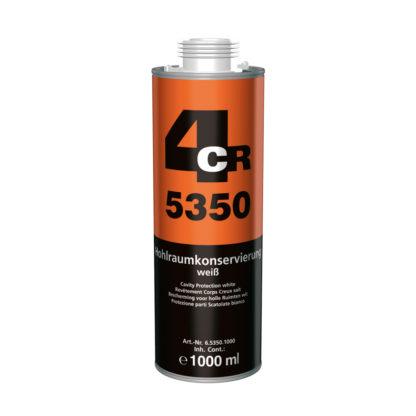 4CR 5350 Üregkonzerváló - fehér