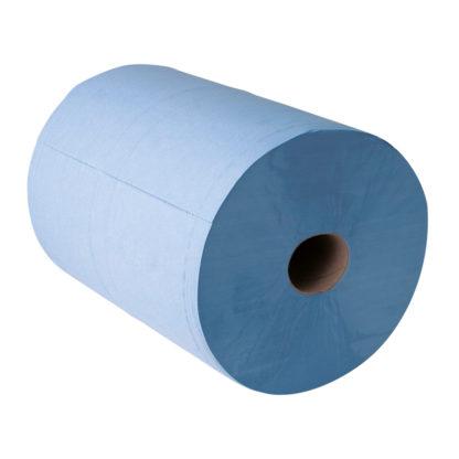 4CR 6130 Törlőkendő - 3 rétegű, kék, 37 x 38 cm