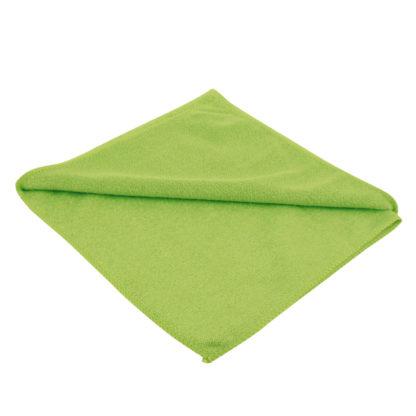 4CR 6250 Mikroszálas kendő - zöld, 40 x 40 cm, 300 g / m2