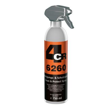 4CR 6260 Clean & Protect Spray - Védő- és Tisztító Spray
