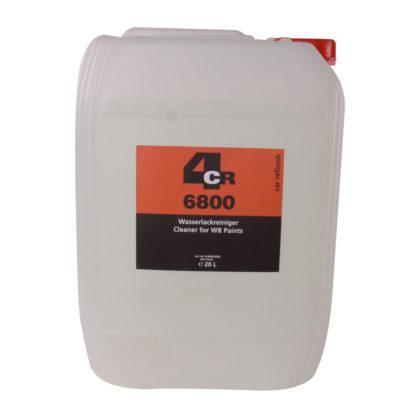 4CR 6800 Tisztító koncentrátum - vízbázisú anyagokhoz