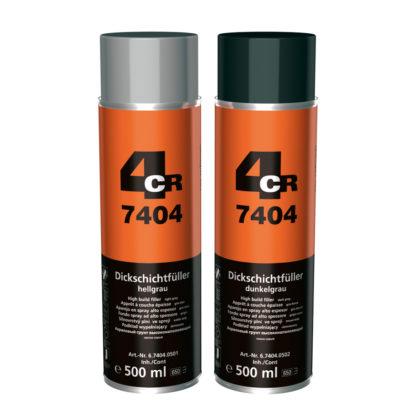 4CR 7404 Töltő füller spray - sötétszürke