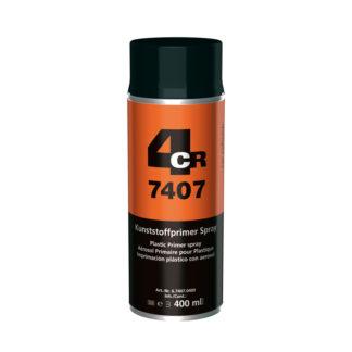 4CR 7407 Műanyag alapozó Spray, áttetsző-ezüst