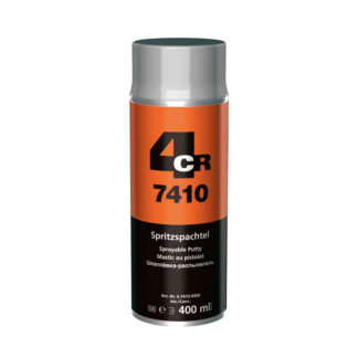 4CR 7410 Szórókitt spray - akril, szürke