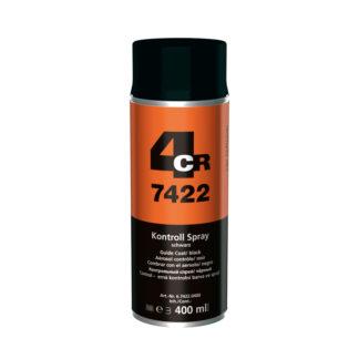 4CR 7422 Ellenőrző spray - fekete