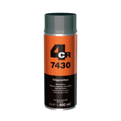 4CR 7430 Felni ezüst spray