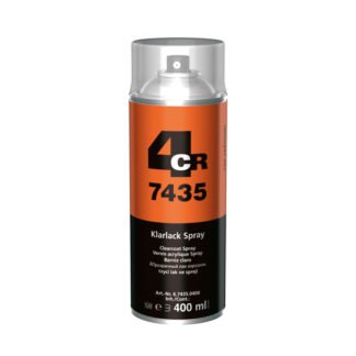 4CR 7435 Színtelen lakk spray