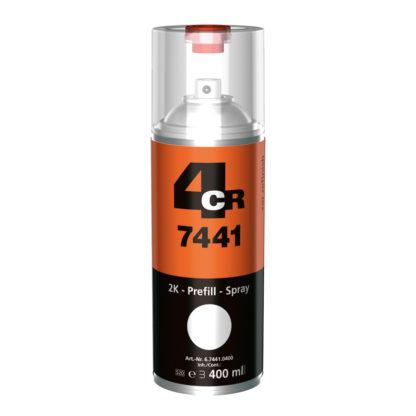 4CR 7441 Tölthető spray - 2K oldószeresekhez
