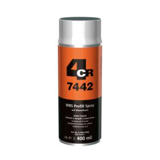 4CR 7442 Tölthető spray - vizesbázisúakhoz, WBS