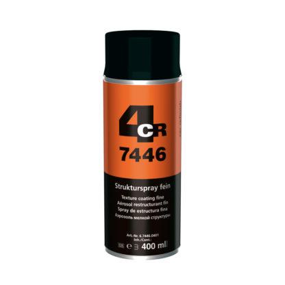 4CR 7446 Struktúr Spray - durva, áttetsző