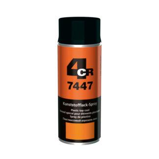 4CR 7447 Műanyag (lökhárító) Spray - bazaltszürke