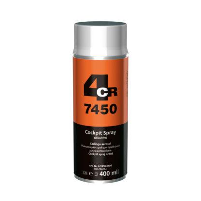 4CR 7450 Műszerfal spray, színtelen