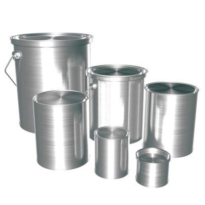 4CR 7750 Fémedény, 5 liter