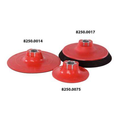 4CR 8250 Támasztótányér polírszivacsokhoz, M14, d117 mm