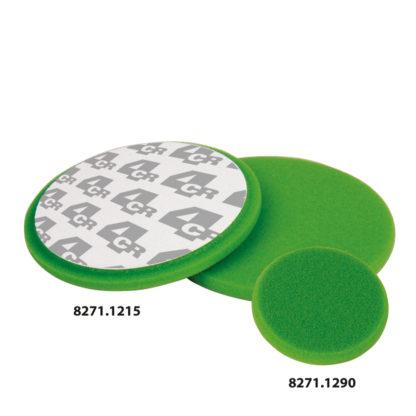 4CR 8271 Polírozószivacs - zöld, 150 x 12 mm