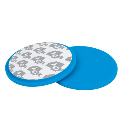 4CR 8272 Polírozószivacs - kék, 150 x 12 mm