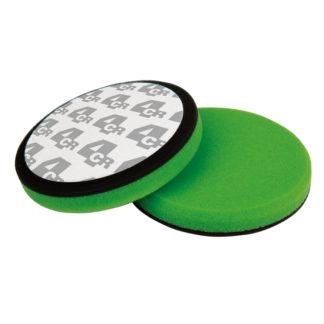 4CR 8281 Polírozószivacs - zöld, ragasztott, 150 x 25 mm