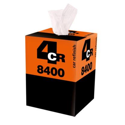 4CR 8400 Polírkendő - fehér, 32 x 36 cm