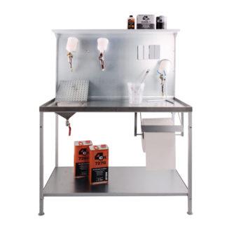4CR 9365 Keverőasztal
