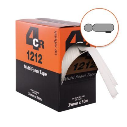4CR 1212 Multi Foam Tape - Falctakaró szivacs Multi, 35 mm x 30 m