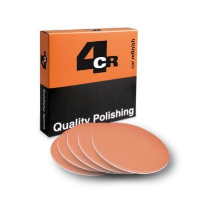 4CR 8210 Perfect Finish tányér - narancs / közepes, 150 x 5 mm